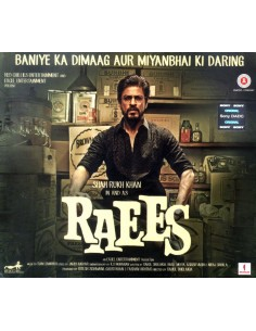 Raees CD