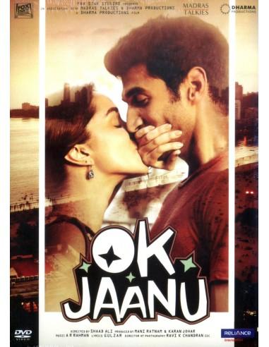 Ok Jaanu DVD