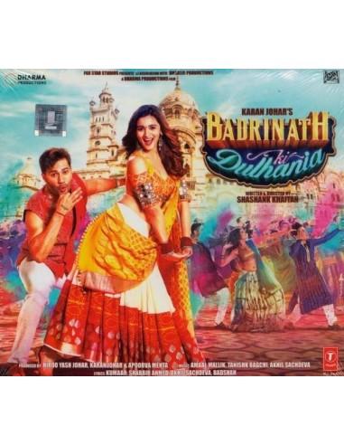 Badrinath Ki Dulhania CD