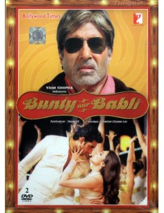 Bunty Aur Babli - Collector 2 DVD