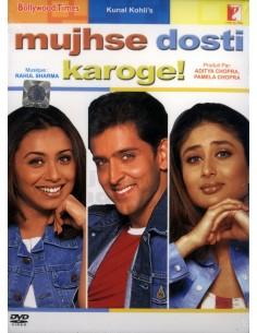 Mujhse Dosti Karoge DVD