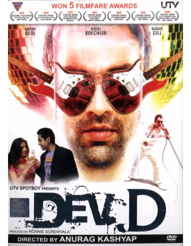 Dev D DVD