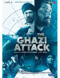 The Ghazi Attack DVD