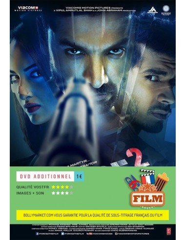 Force 2 DVD