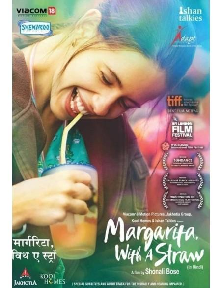 Margarita With A Straw DVD (FR)