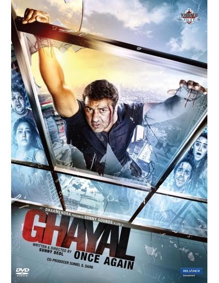 Ghayal Once Again DVD