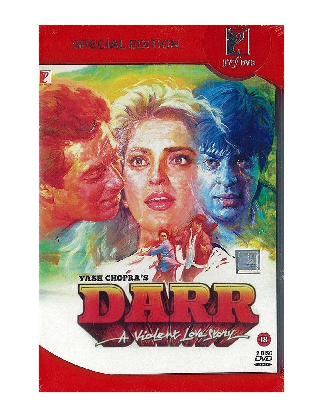 Darr 1993 BD50 1080p Untouched BluRay YrF DRs | 46 GB |