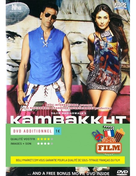 Kambakkht Ishq - Collector 2 DVD