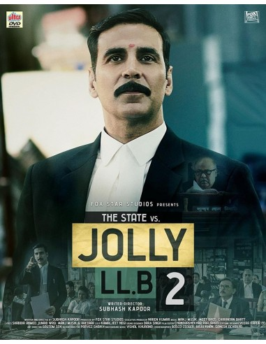 Jolly LLB 2 DVD