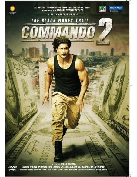 Commando 2 DVD
