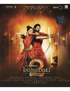 Baahubali 2: The Conclusion (CD)