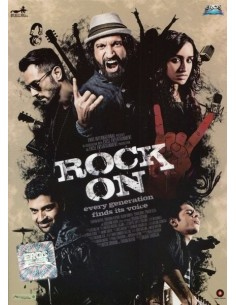Rock On 2 DVD