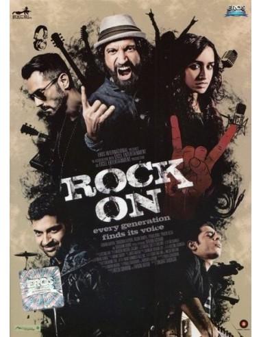 Rock On 2 DVD