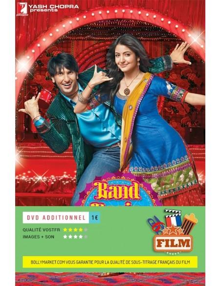 Band Baaja Baaraat DVD (FR)