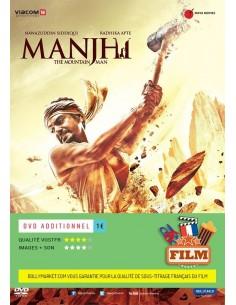 Manjhi DVD