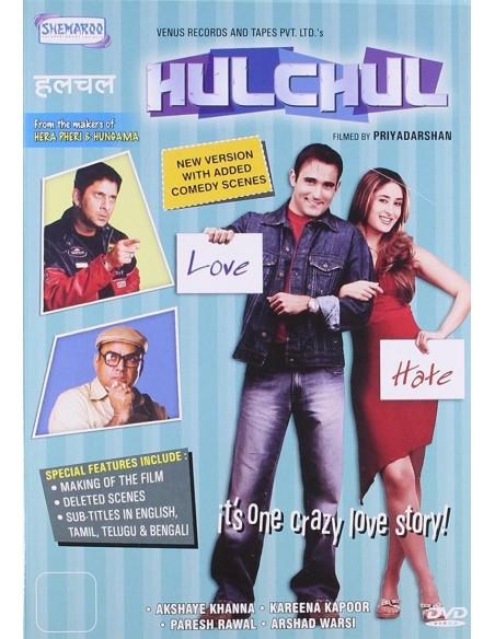 Hulchul DVD
