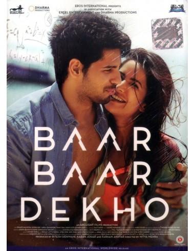 Baar Baar Dekho DVD