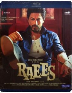 Raees (Blu-Ray) [FR]