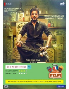 Raees DVD