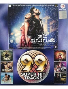 Half Girlfriend & Other Super Hits - 99 Songs (MP3)