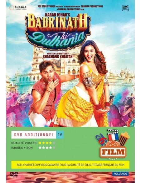 Badrinath Ki Dulhania DVD
