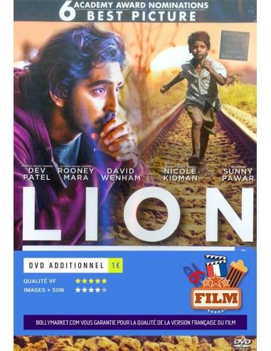 Lion DVD