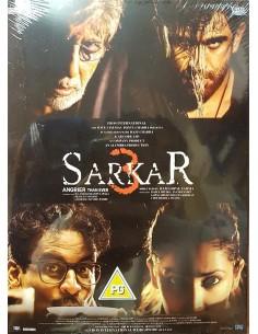 Sarkar 3 DVD