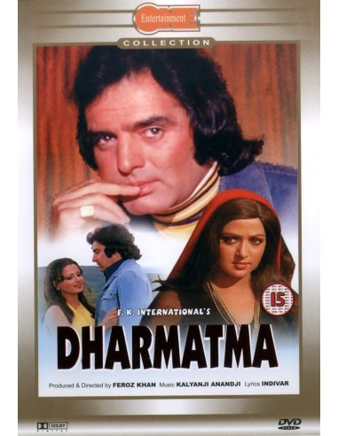 Dharmatma DVD