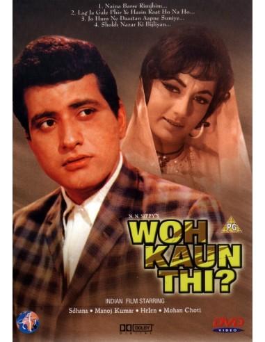 Woh Kaun Thi DVD