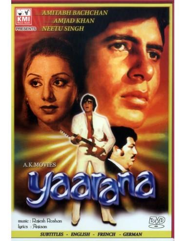 Yaarana DVD