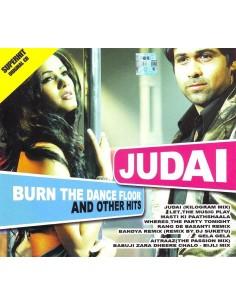 Judai - Burn The Dance Floor & Other Hits CD