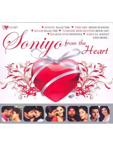 Soniyo - From The Heart CD