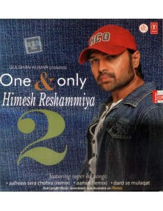 One & Only Himesh Reshammiya 2 CD