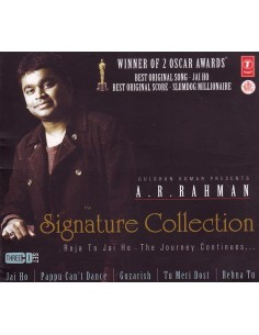 A.R. Rahman - Signature Collection (3 CD Set)