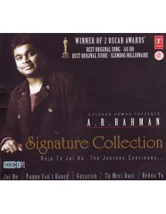 A.R. Rahman - Signature Collection (3 CD Set)