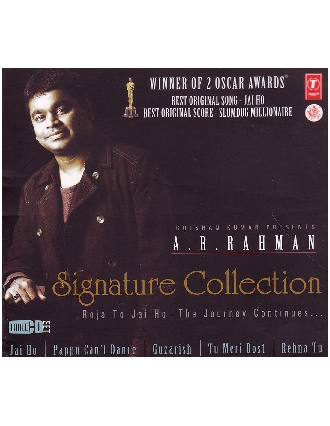 AR Rahman mp3 Songs Download on