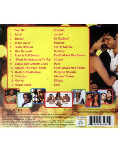 My Desi Girl CD