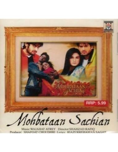 Mohabataan Sachian CD