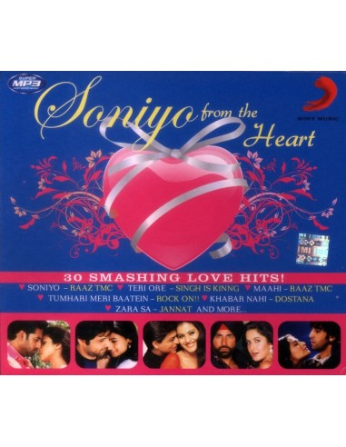 Soniyo - From The Heart (MP3)