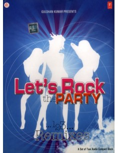 Let's Rock The Party - Remixes (2 CD Set)