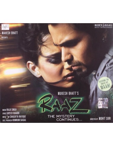 Raaz - The Mystery Continues CD