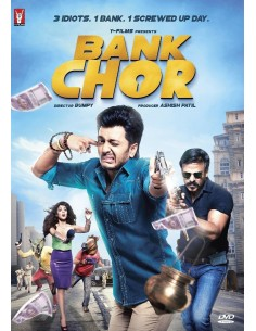 Bank Chor DVD