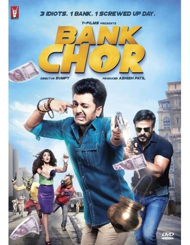 Bank Chor DVD