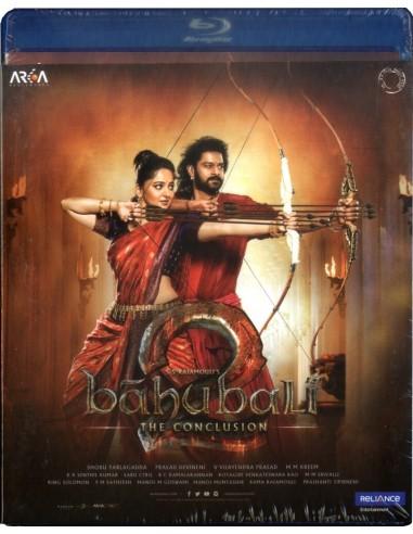 Bahubali 2: The Conclusion (Blu-Ray) [FR]