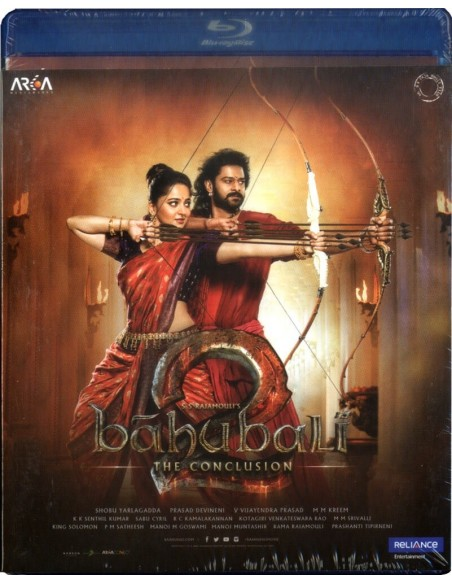 Bahubali 2: The Conclusion (Blu-Ray) [FR]