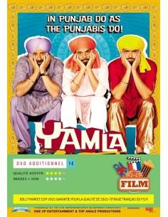 Yamla Pagla Deewana DVD