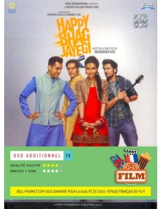 Happy Bhag Jayegi DVD