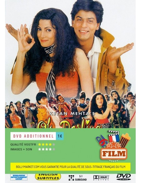 Oh Darling Yeh Hai India DVD