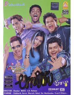 Boys DVD
