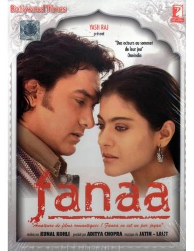 Fanaa DVD